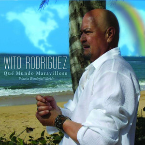 Album cover for Como El Viento (Like The Wind) 2017 by Wito Rodriguez