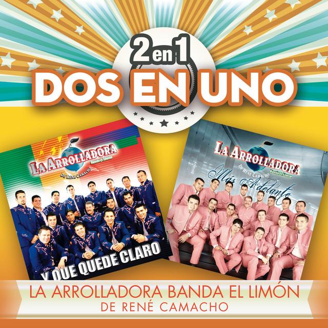 Album cover for 2En1 by La Arrolladora Banda El Limón De Rene Camacho