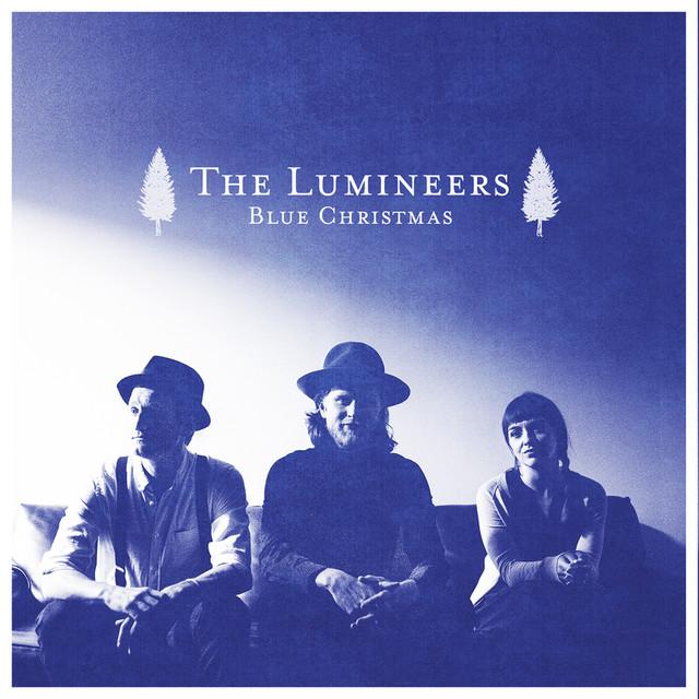 Blue Christmas cover