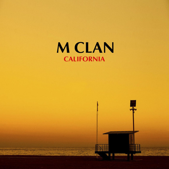 M-Clan California album cover