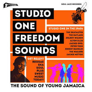 STUDIO ONE Freedom Sounds: Studio One In The 1960s album