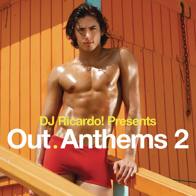 Various Artists DJ Ricardo! pres. Out Anthems 2 album cover