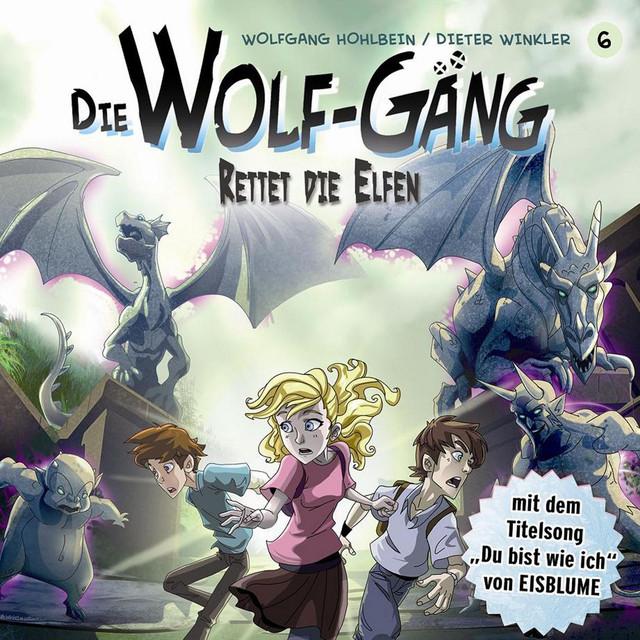 Vol. 6 - Rettet Die Elfen! Cover