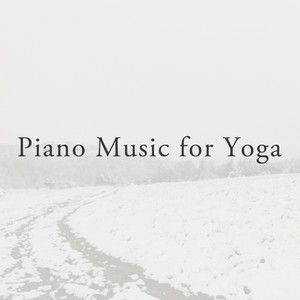 Relaxing Piano Music for Yoga Albumcover
