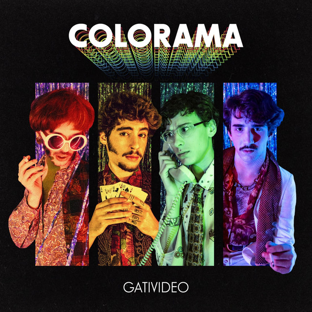 Album cover for Colorama by Gativideo