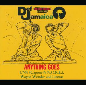 Wayne, C.N.N., Lexxus Anything Goes cover
