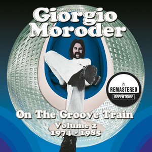 On the Groove Train Volume 2 - 1974 - 1985 (Remastered) Albumcover