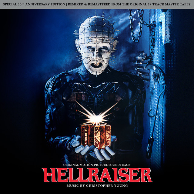 Hellraiser 30th Anniversary Edition (Original Motion Picture Soundtrack)