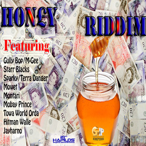Honey Riddim Albumcover