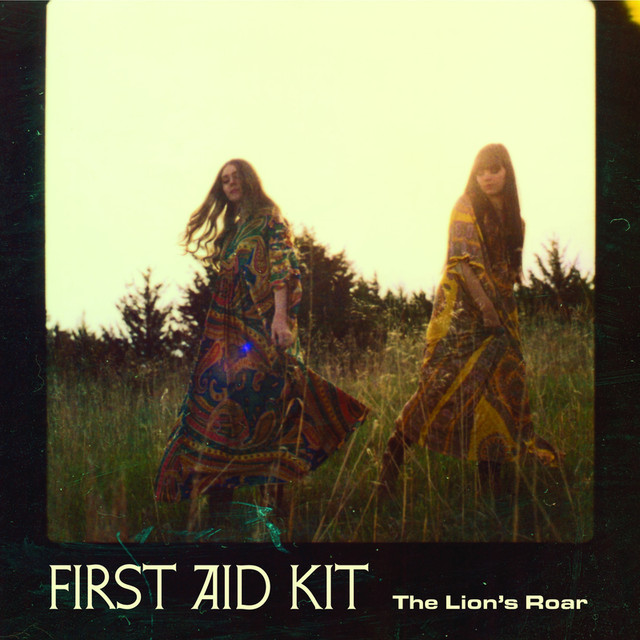 Album cover for The Lion's Roar by First Aid Kit