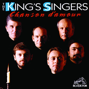 The King's Singers My Romance cover