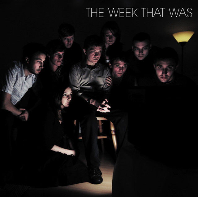 Album cover for The Week That Was by The Week That Was