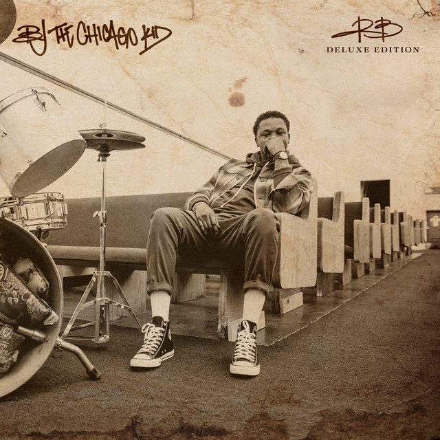 Album cover for 1123 (Deluxe Edition) by BJ The Chicago Kid