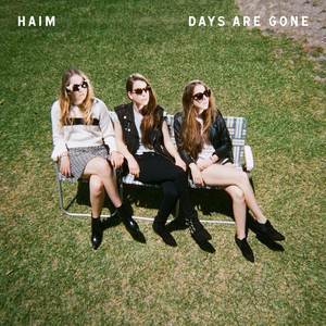 Album cover for Days Are Gone by Haim