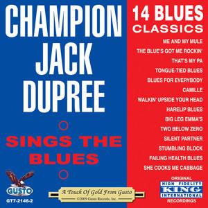14 Blues Classics album