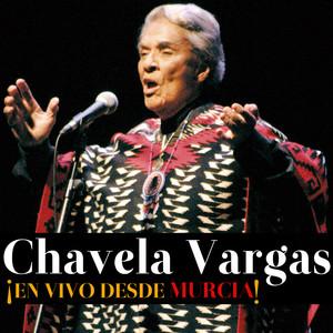 Chavela Vargas ¡en vivo desde Murcia! album