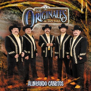 Alineando Cabritos Albumcover