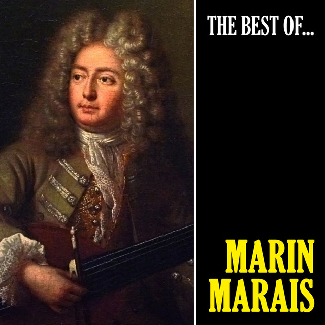 Album cover for The Best of Marais (Remastered) by Marin Marais