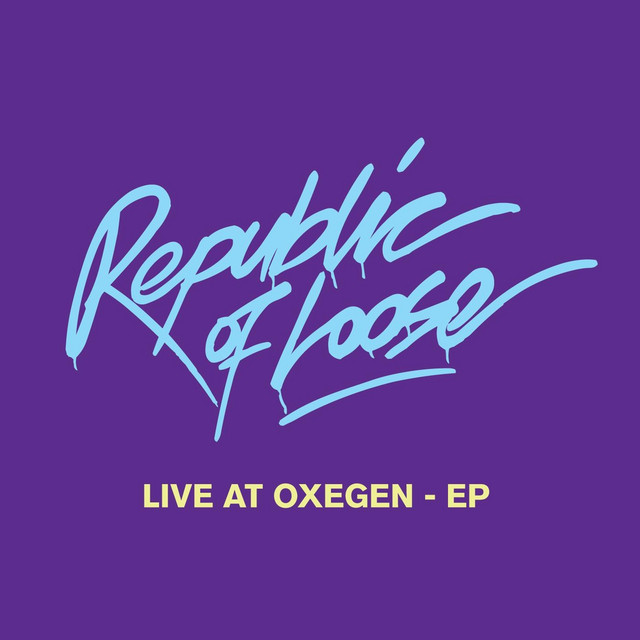 Live At Oxegen - EP