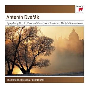 Dvorák: Symphony No. 7 & Carnival Overture - Smetana: The Moldau, Bartered Bride and More Albumcover
