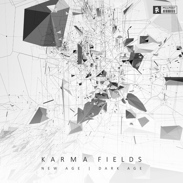 Album cover for New Age | Dark Age by Karma Fields