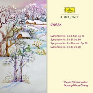 Dvorák: Symphonies Nos. 3, 6, 7 & 8 Albumcover
