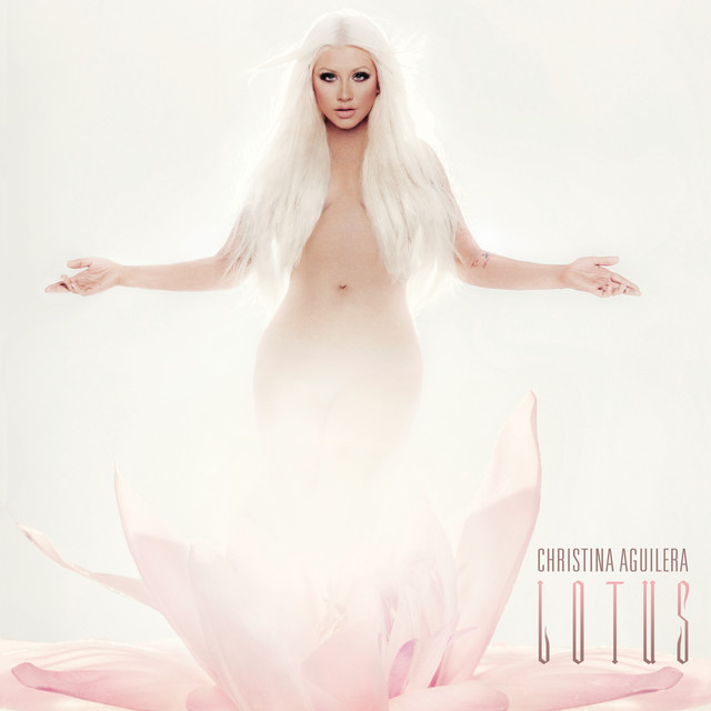 Christina Aguilera Lotus (Album Commentary) album cover