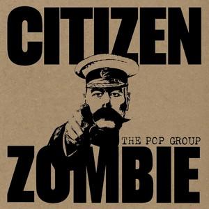 Citizen Zombie Albumcover