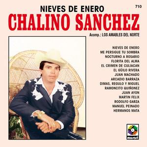 Chalino Sánchez Nieves de enero cover