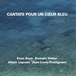 Cantate pour un cœur bleu album