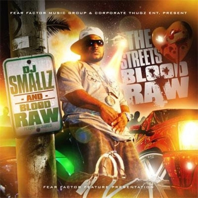 The Streets Love Blood Raw