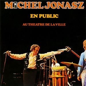 Michel Jonasz en public au Théâtre de la Ville album