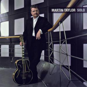 Martin Taylor True cover