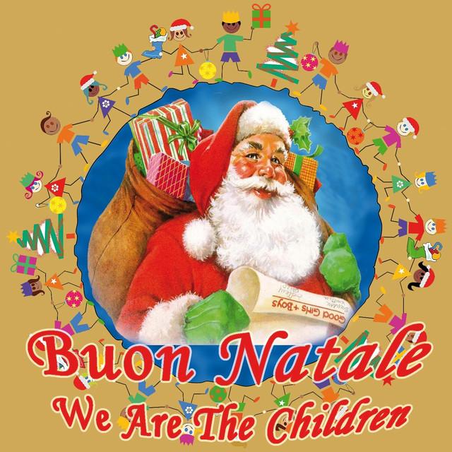 Canzone Di Natale Buon Natale.Buon Natale We Are The Children Canzoni Di Natale Per Bambini By