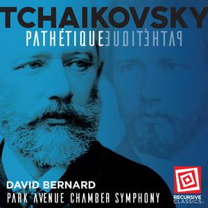 "Tchaikovsky: Symphony No. 6 in B Minor, Op. 74, TH 30 ""Pathétique"" Albümü"