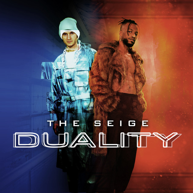 Album cover for Duality by The Seige