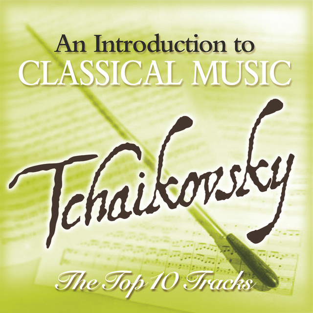 Tchaikovsky - The Top 10 Albumcover