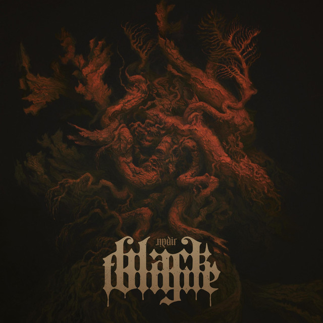 Album cover for Nadir by Black Tongue
