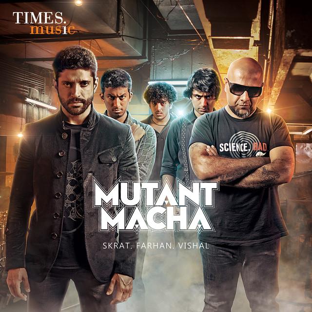 Mutant Macha - Single