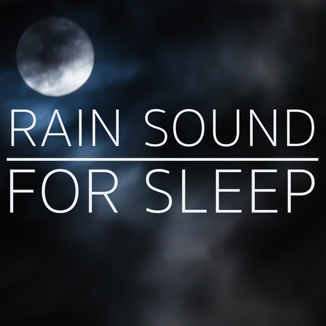 Rain Sound for Sleep Albumcover