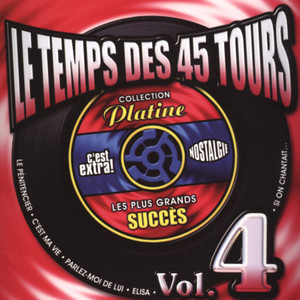 Le temps des 45 tours-Vol.4 - Christophe