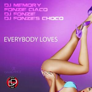 Everybody Loves Albumcover