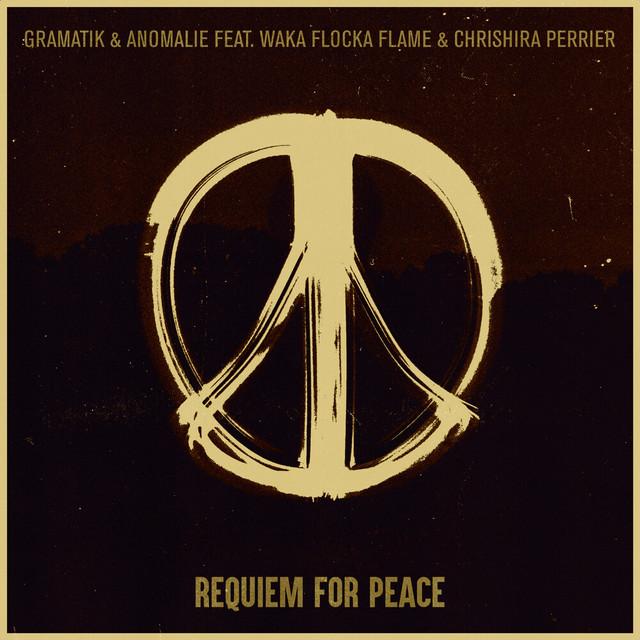 """GRAMATIK & ANOMALIE """"REQUIEM FOR PEACE"""" ile ilgili görsel sonucu"""
