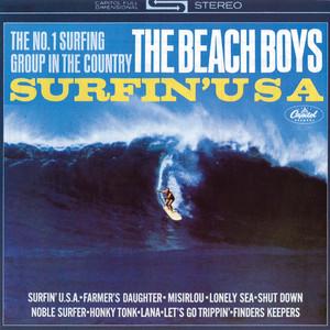 Surfin' USA (Remastered) album