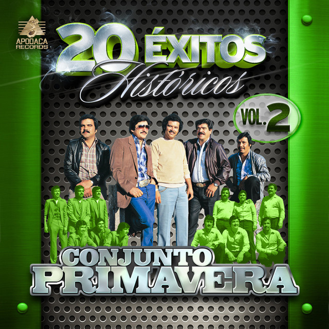 20 Exitos Historicos, Vol. 2