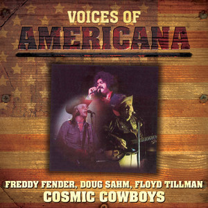 Freddy Fender, Doug Sahm Before The Next Teardrop Falls (Live) cover