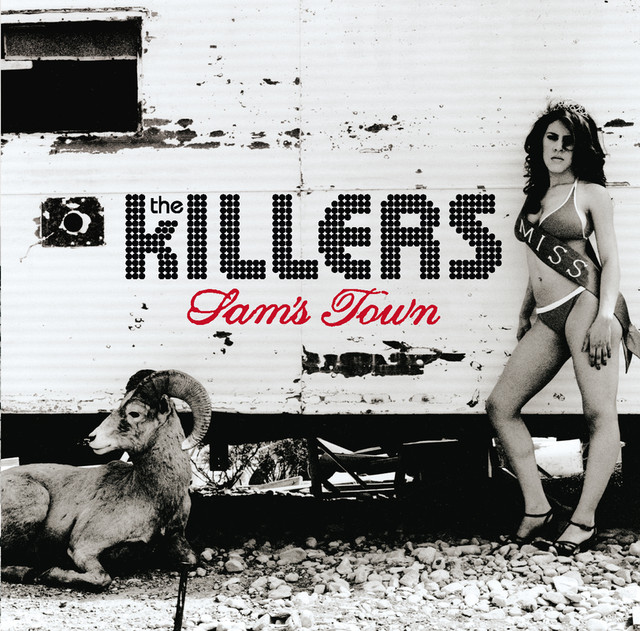 The Killers Sam's Town (France) album cover