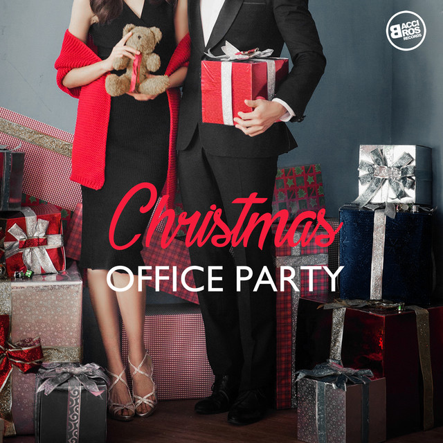 Album cover for Christmas Office Party by Various Artists