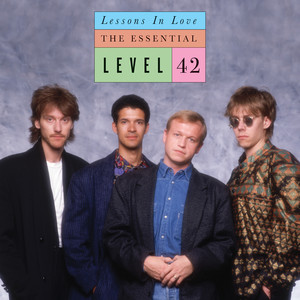 Level 42, John Luongo The Chinese Way cover