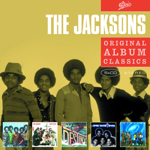 The Jacksons Show You the Way to Go cover